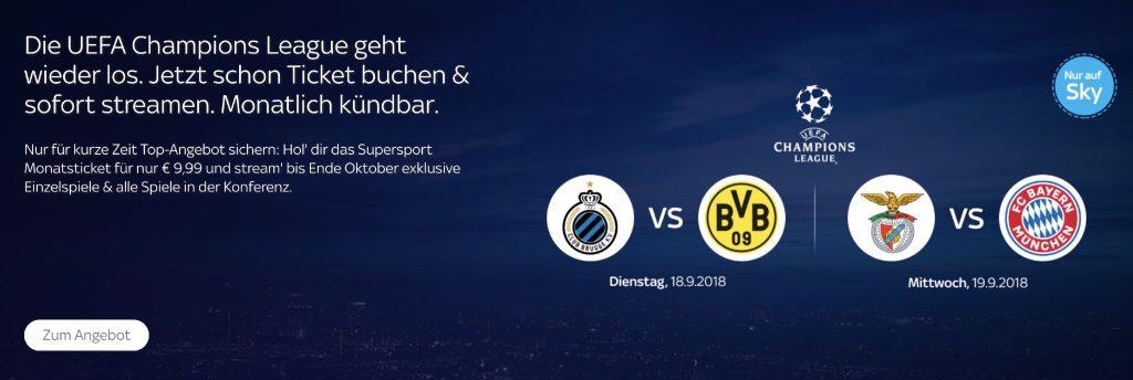 Dortmund Lissabon Livestream