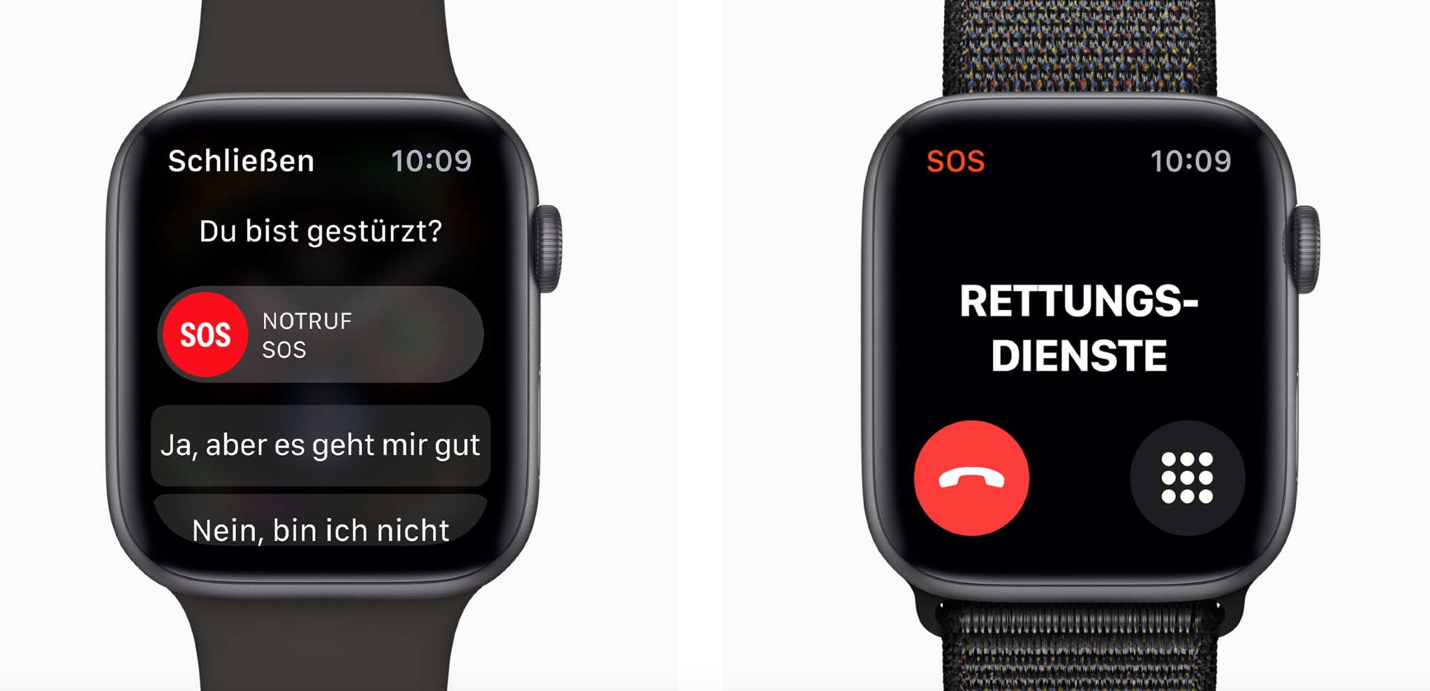 Apple Watch: Sturzerkennung alarmiert Rettungskräfte nach Unfall › Macerkopf