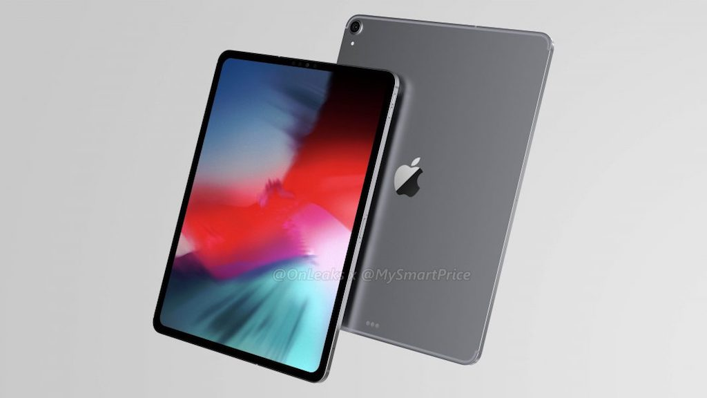 ios 12 1 hinweise auf ipad pro 2018 face id im landcape. Black Bedroom Furniture Sets. Home Design Ideas