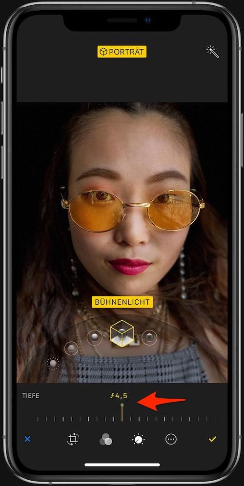 Apple bestätigt: Kommendes iOS-Update bringt Tiefen-Kontrolle direkt beim Fotografieren › Macerkopf