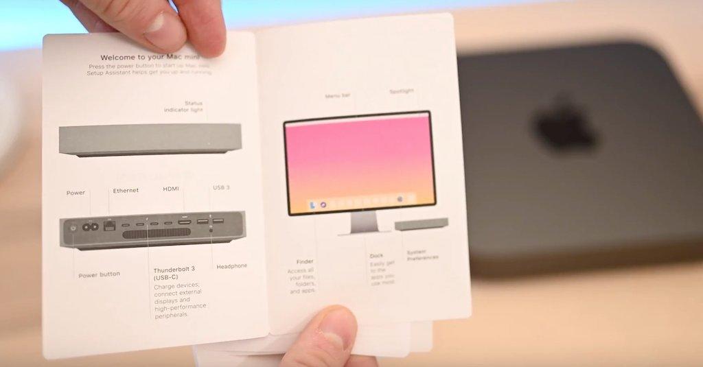 apple display mac mini anleitung zeigt wom glich apples. Black Bedroom Furniture Sets. Home Design Ideas