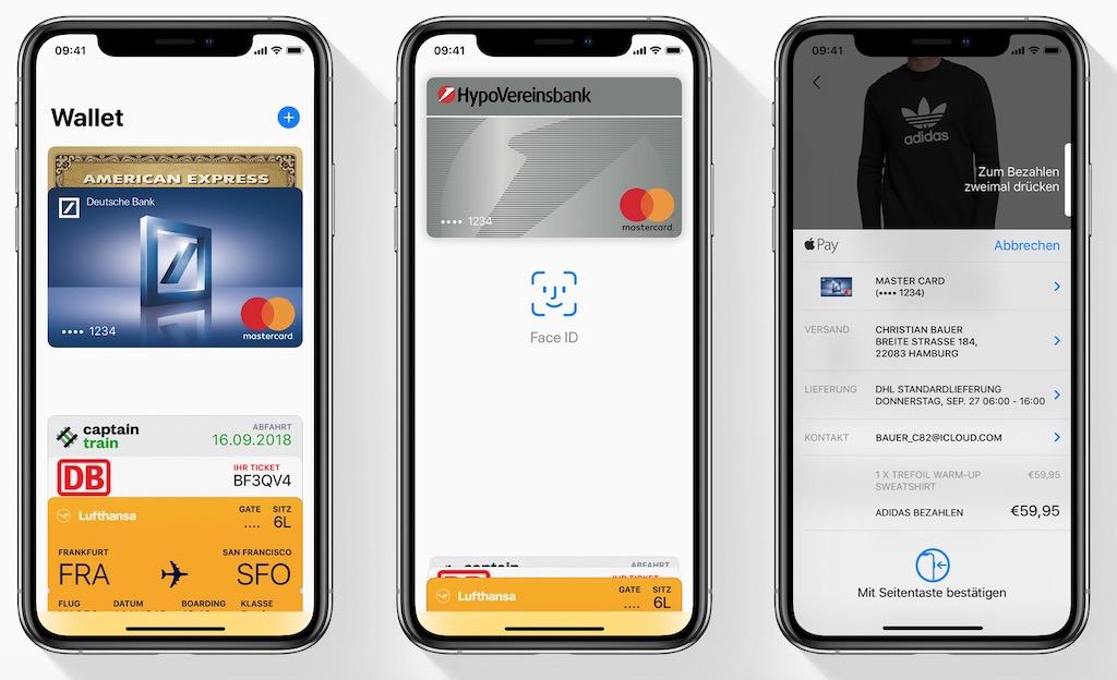 Apple Pay bald in 16 weiteren Ländern › Macerkopf