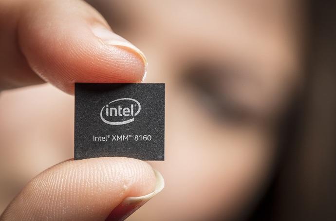 iPhone mit 5G: Intel