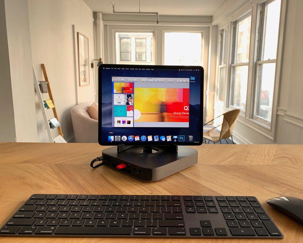 Mac mini: Mit Luna Display wird das iPad Pro zum Hauptbildschirm [Video] › Macerkopf
