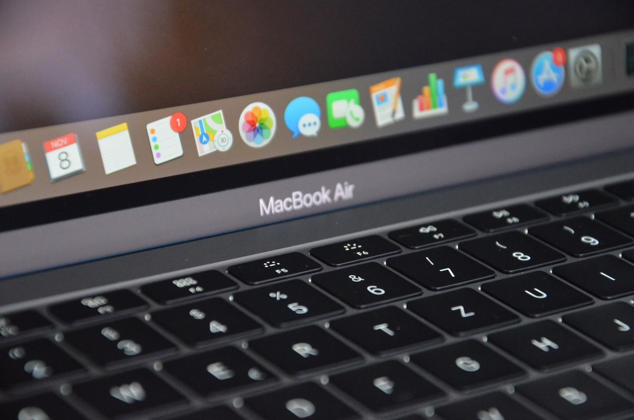 gebrauchte macbook air 2018 und mac mini 2018 erstmals im. Black Bedroom Furniture Sets. Home Design Ideas