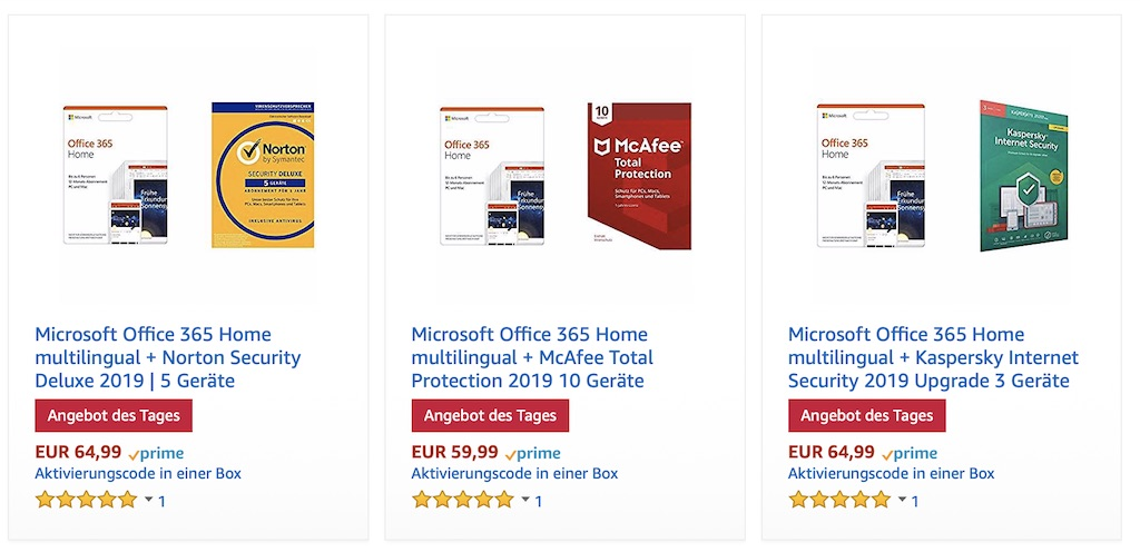 microsoft office 365 bundle als angebot des tages macerkopf. Black Bedroom Furniture Sets. Home Design Ideas