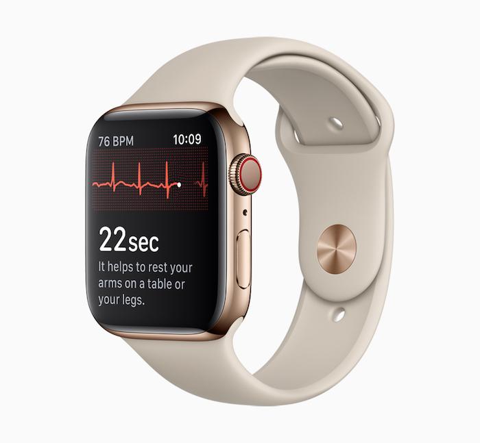 Apple Watch warnt Marathon-Läufer vor gefährlicher Herzerkrankung › Macerkopf