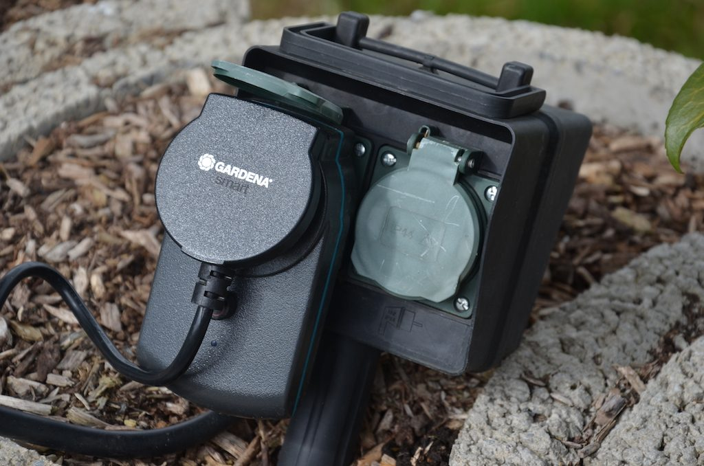 gardena smart power intelligente outdoor steckdose im test macerkopf. Black Bedroom Furniture Sets. Home Design Ideas