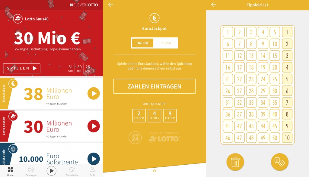Lotto Online Tippen