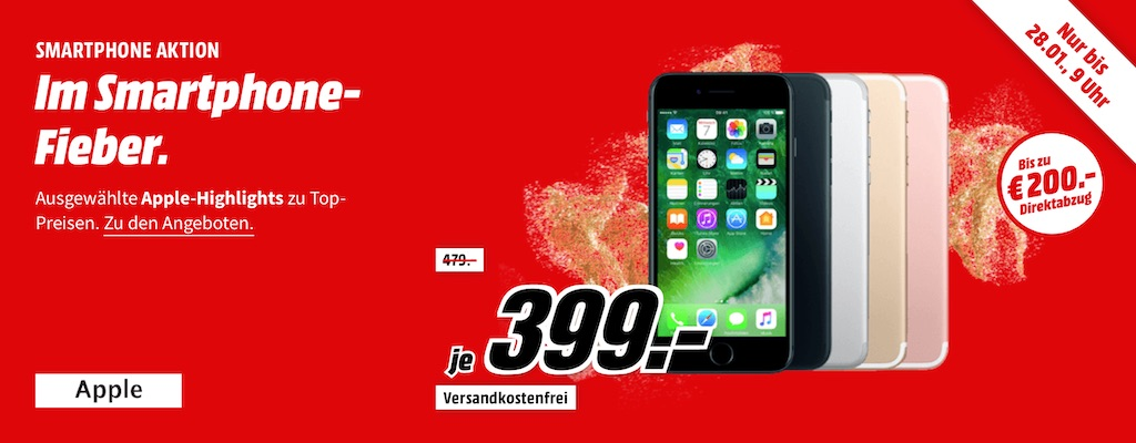 media markt bis zu 200 euro rabatt auf iphone und apple. Black Bedroom Furniture Sets. Home Design Ideas