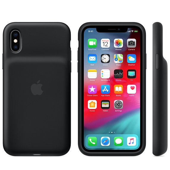Smart Battery Case für iPhone XS (Max) mit einer Kapazität von 1369mAh
