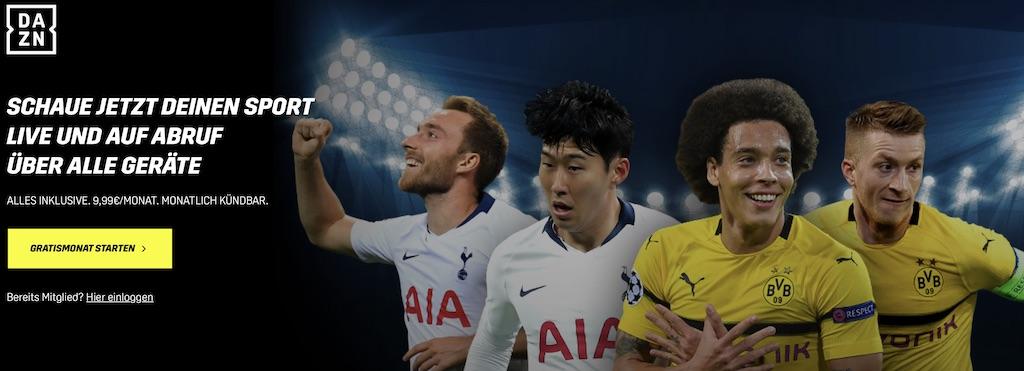 Dortmund Real Live Stream Kostenlos