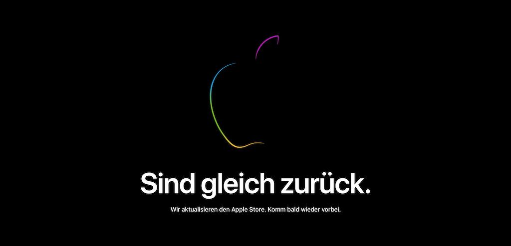 Neue Produkte im Anmarsch? Apple Online Store vorübergehend nicht erreichbar › Macerkopf