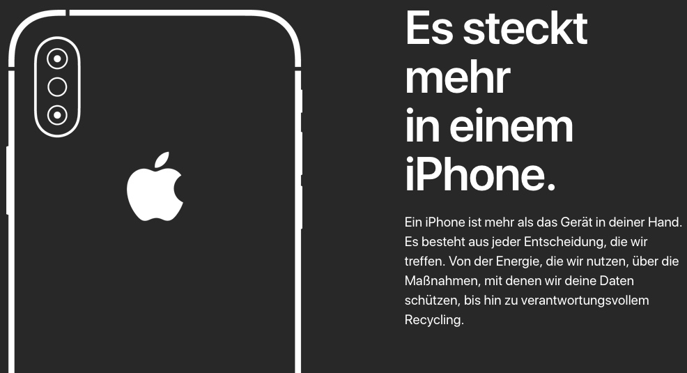 apple erweitert es steckt mehr in einem iphone kampagne. Black Bedroom Furniture Sets. Home Design Ideas