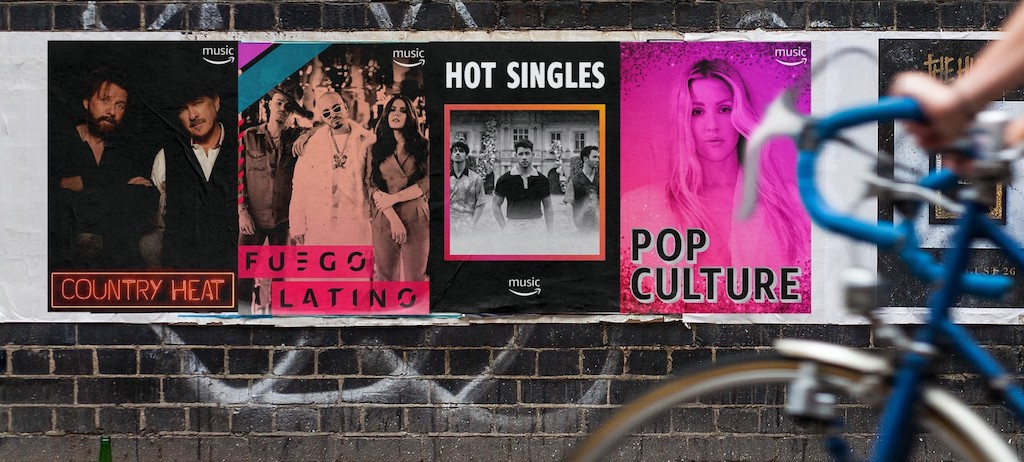 Amazon und Google starten kostenlosen, werbegestützten Musik-Streaming