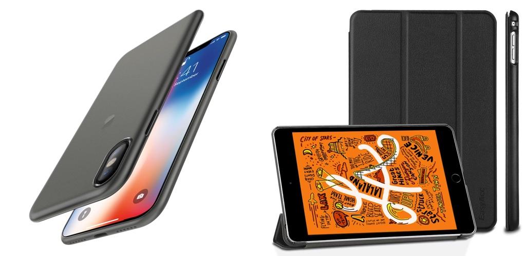 Neue EasyAcc Gutscheine: 50 Prozent Rabatt auf iPhone Hüllen