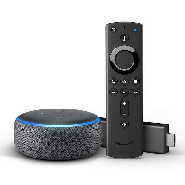 Fire Tv Mit Echo Dot Steuern