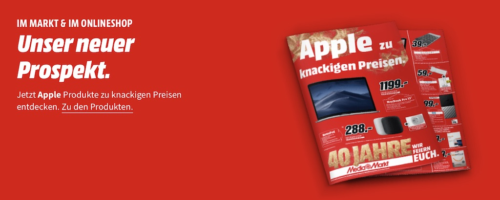 apple rabatt aktion bei media markt iphone xs iphone 8. Black Bedroom Furniture Sets. Home Design Ideas