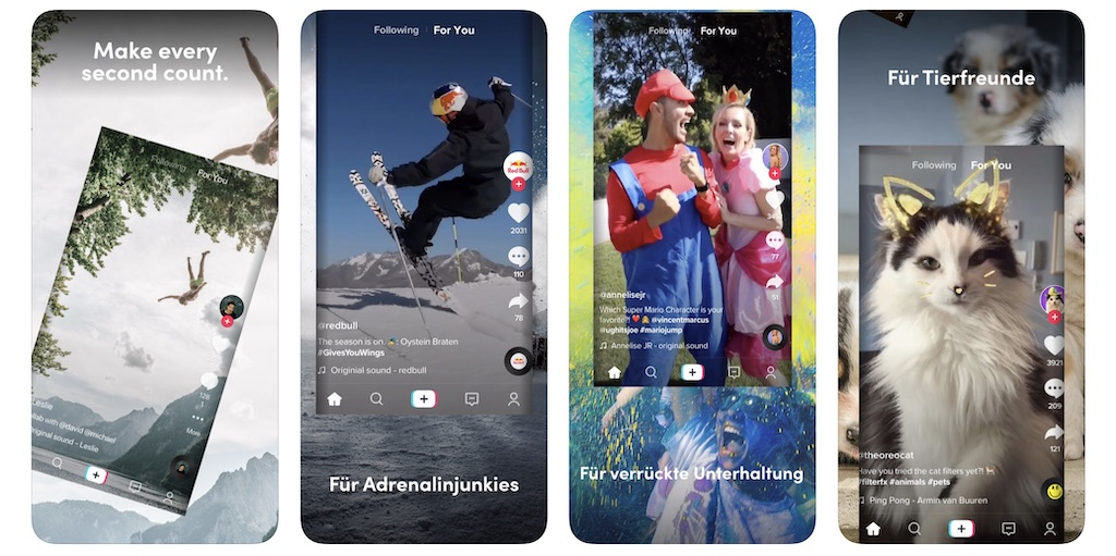 TikTok kehrt in Indien in den App Store zurück › Macerkopf