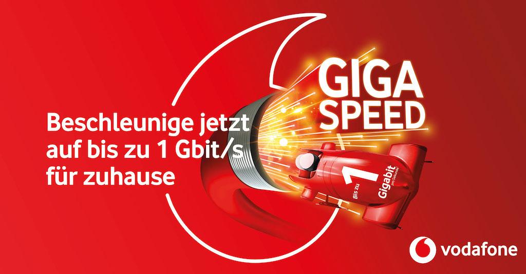 Vodafone 1 Gbit