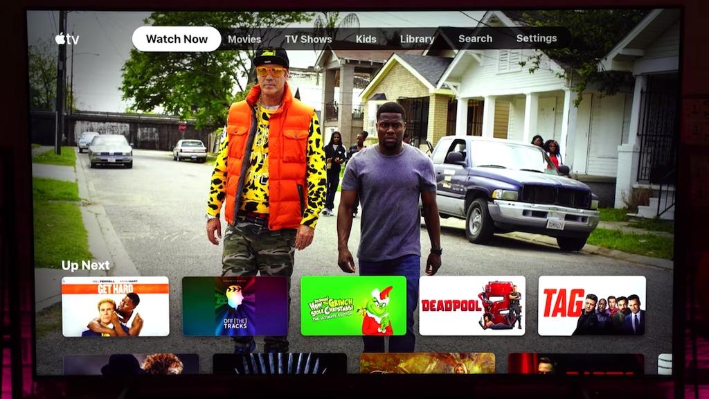 So funktionieren AirPlay 2 und die Apple TV App auf einem Samsung Fernseher [Video] › Macerkopf