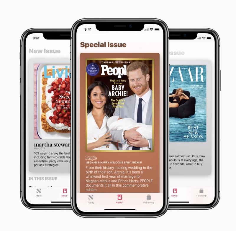 Apple News+: Apple erhält positives Feedback – iOS 12.3 bringt erste Anpassungen › Macerkopf