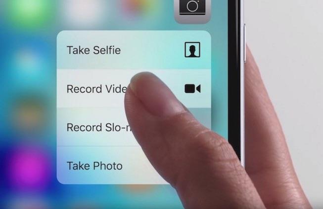 iPhone 2019: iOS 13 gibt Hinweise auf den Verzicht von 3D Touch › Macerkopf