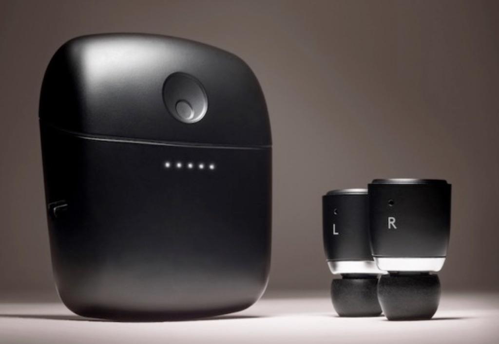 Cambridge Audio Melomania 1: True-Wireless In-Ear Kopfhörer mit bis zu 45 Stunden Hörspaß › Macerkopf