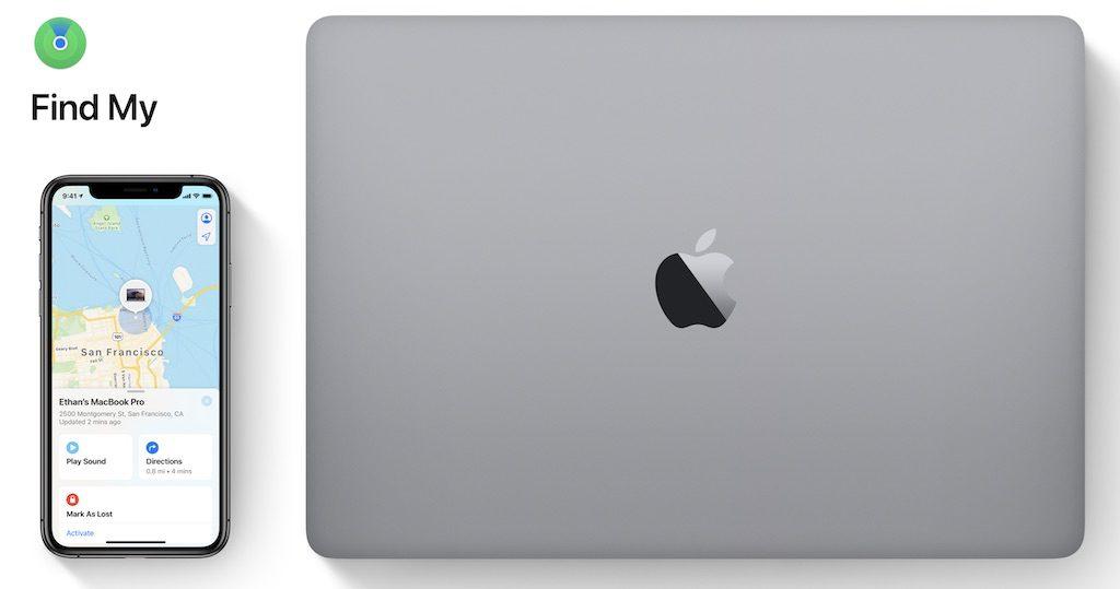 """Apple präsentiert neue """"Find My""""-App für iOS 13 und macOS Catalina"""