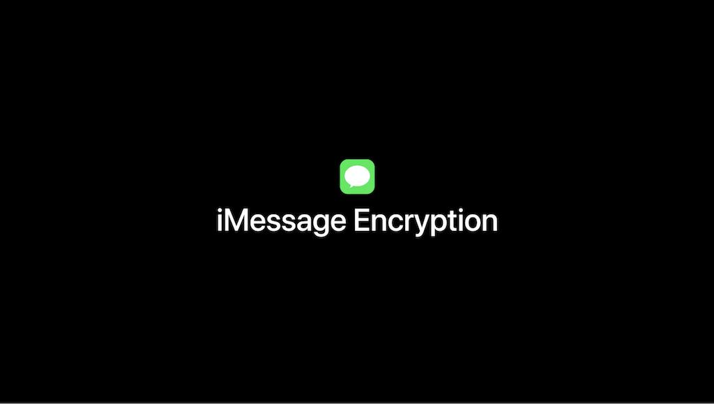 Apple Videos Mac Bildschirm Aufnehmen Imessage Verschlüsselung