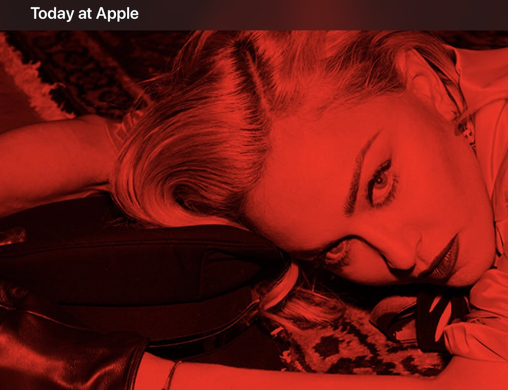 "Neue Today at Apple Session ""Musik Lab: Madonna remixen"" › Macerkopf"