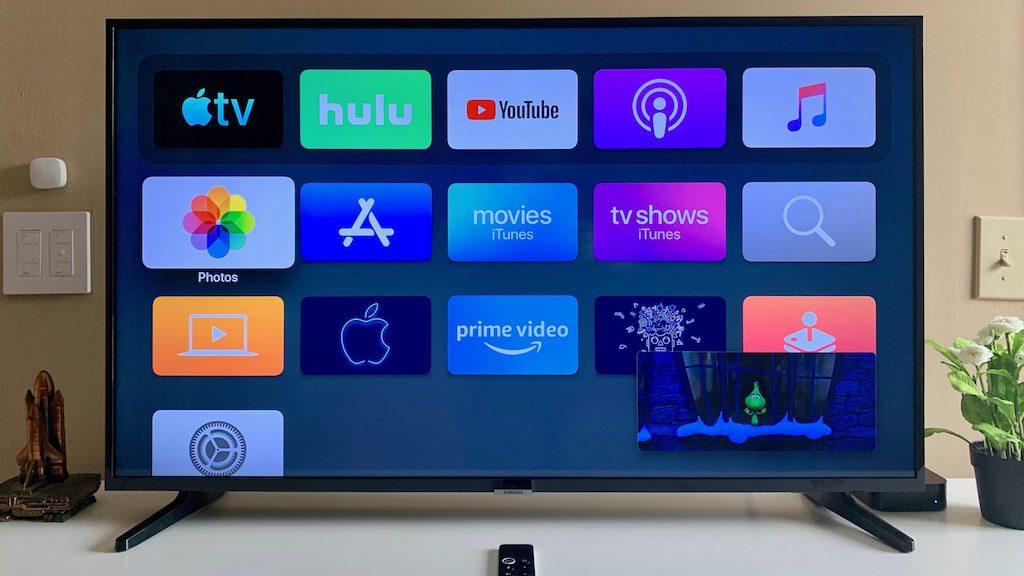 tvOS 13 Beta 2 bringt Bild-in-Bild Unterstützung auf das Apple TV › Macerkopf