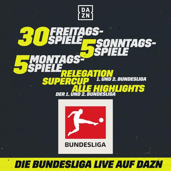 Dazn Fußball Bundesliga