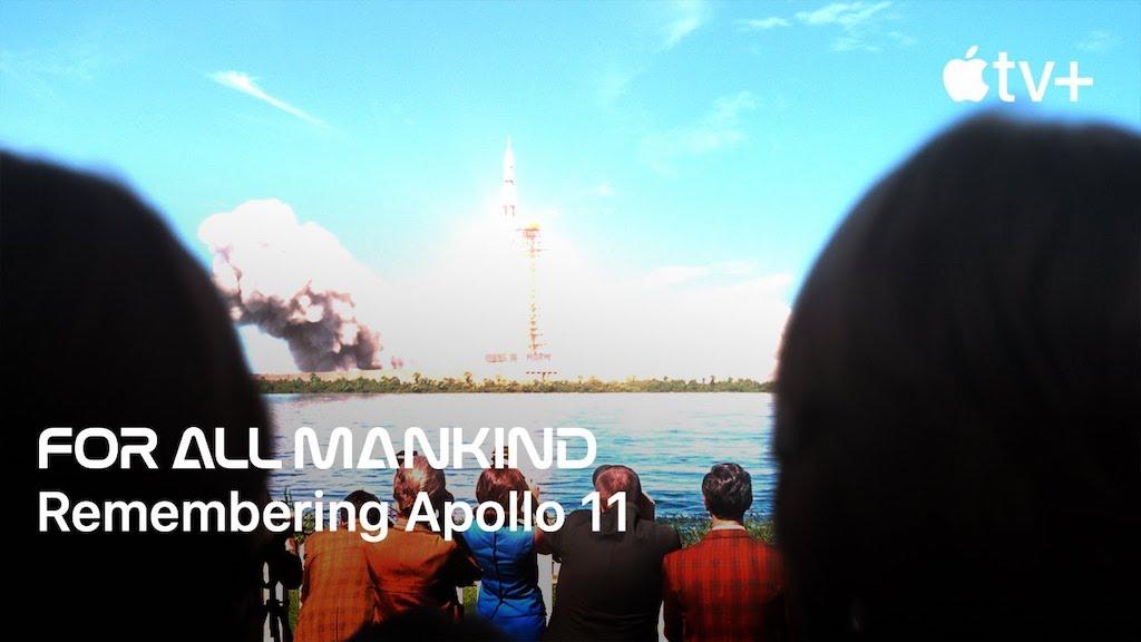 """Apple TV+: Apple erinnert sich an die Apollo 11 Mondlandung und spricht über """"For All Mankind"""" › Macerkopf"""