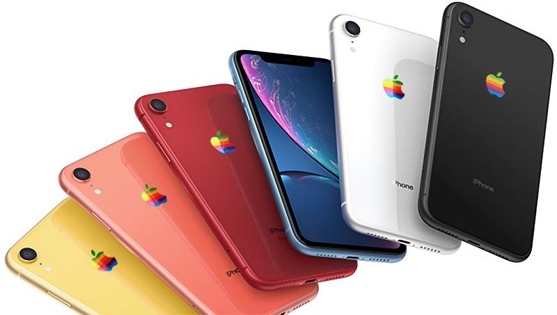 Apples Regenbogen-Logo könnte bald neue Produkte schmücken › Macerkopf