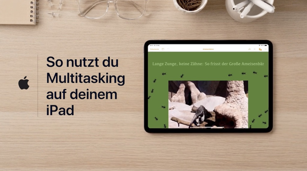 Video Tipp So Nutzt Du Multitasking Auf Deinem IPad Macerkopf