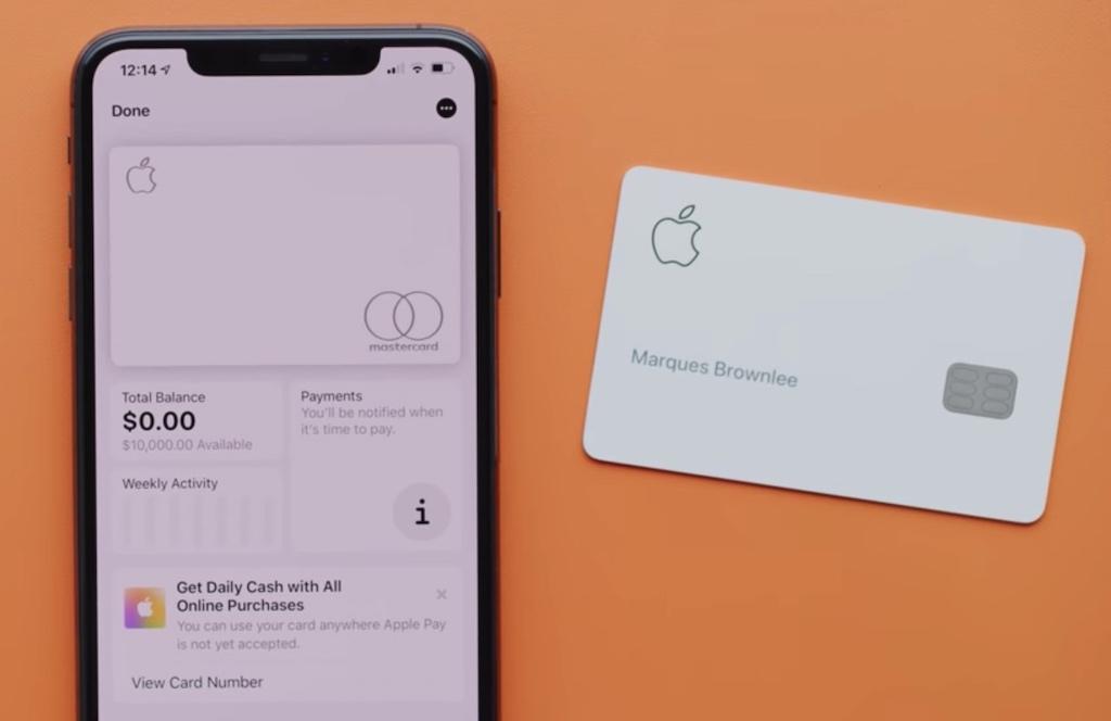 Apple Card Unboxing und erster Eindruck [Video] › Macerkopf