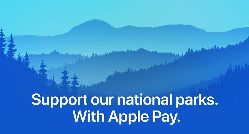 Apple Pay: Spenden-Aktion für die National Park Foundation › Macerkopf