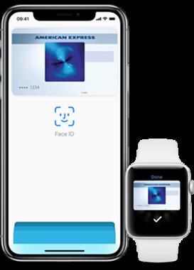 American Express: kostenlose Kreditkarte für Apple Pay sichern +