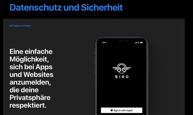 """iOS 13 Neuerungen im Fokus: Datenschutz, Sicherheit und """"Mit Apple Anmelden"""" › Macerkopf"""