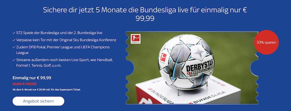 Bundesliga Und Champions League Ohne Sky