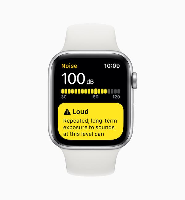 """Apple Watch: """"Geräusche""""-App hilft autistischem Nutzer › Macerkopf"""
