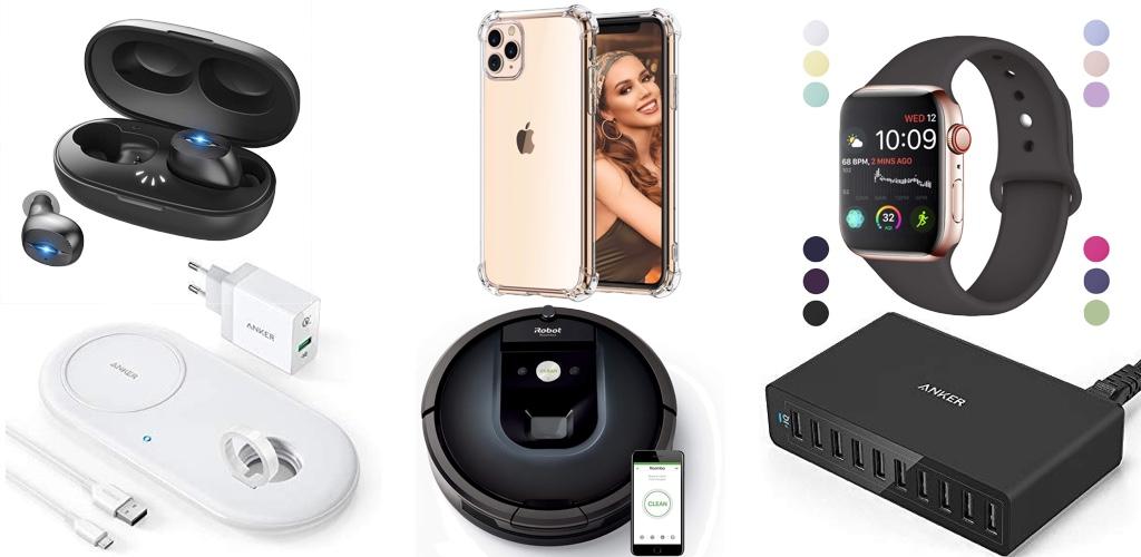 Amazon Blitzangebote: Rabatt auf iPhone 11 Pro Max Hüllen, Qi-Ladegeräte, iRobot, Anker Lautsprecher, USB-Ladegeräte, kabellose Kopfhörer und mehr › Macerkopf