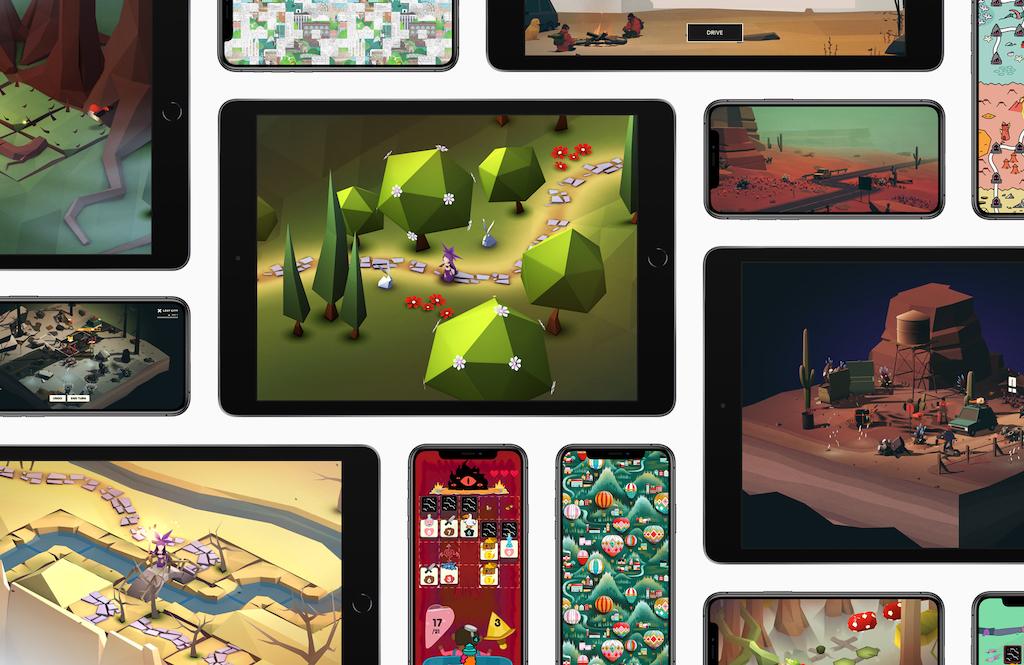 Apple Arcade: weitere Infos zum Spiele-Abo-Service › Macerkopf