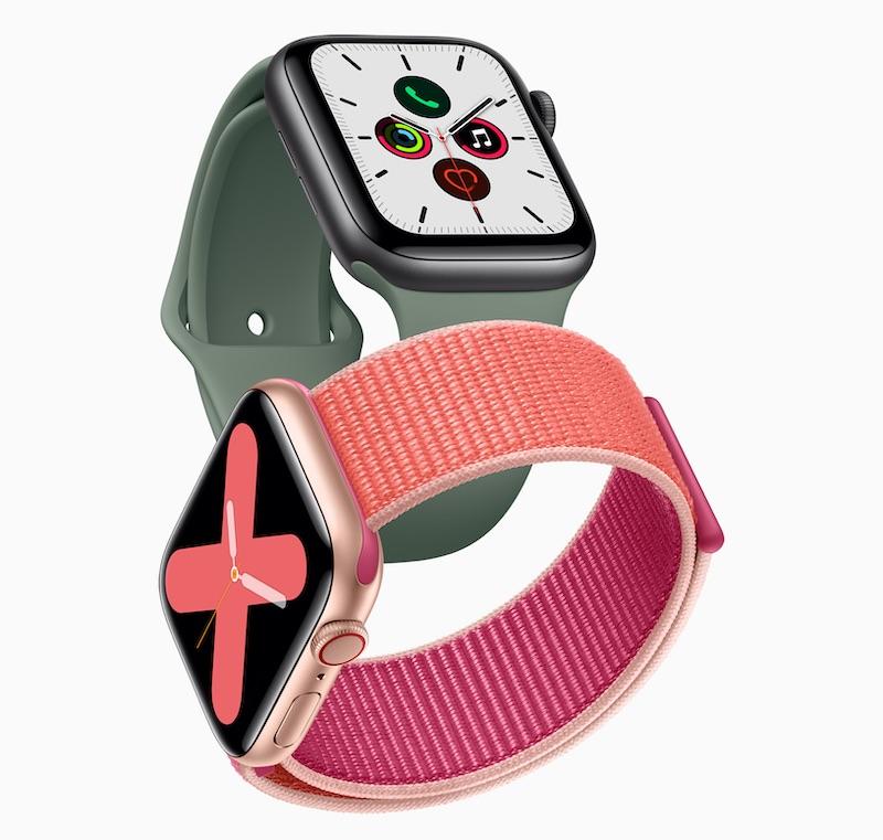 Apple Watch 5 Reviews sind da: viel Lob für die neue ...