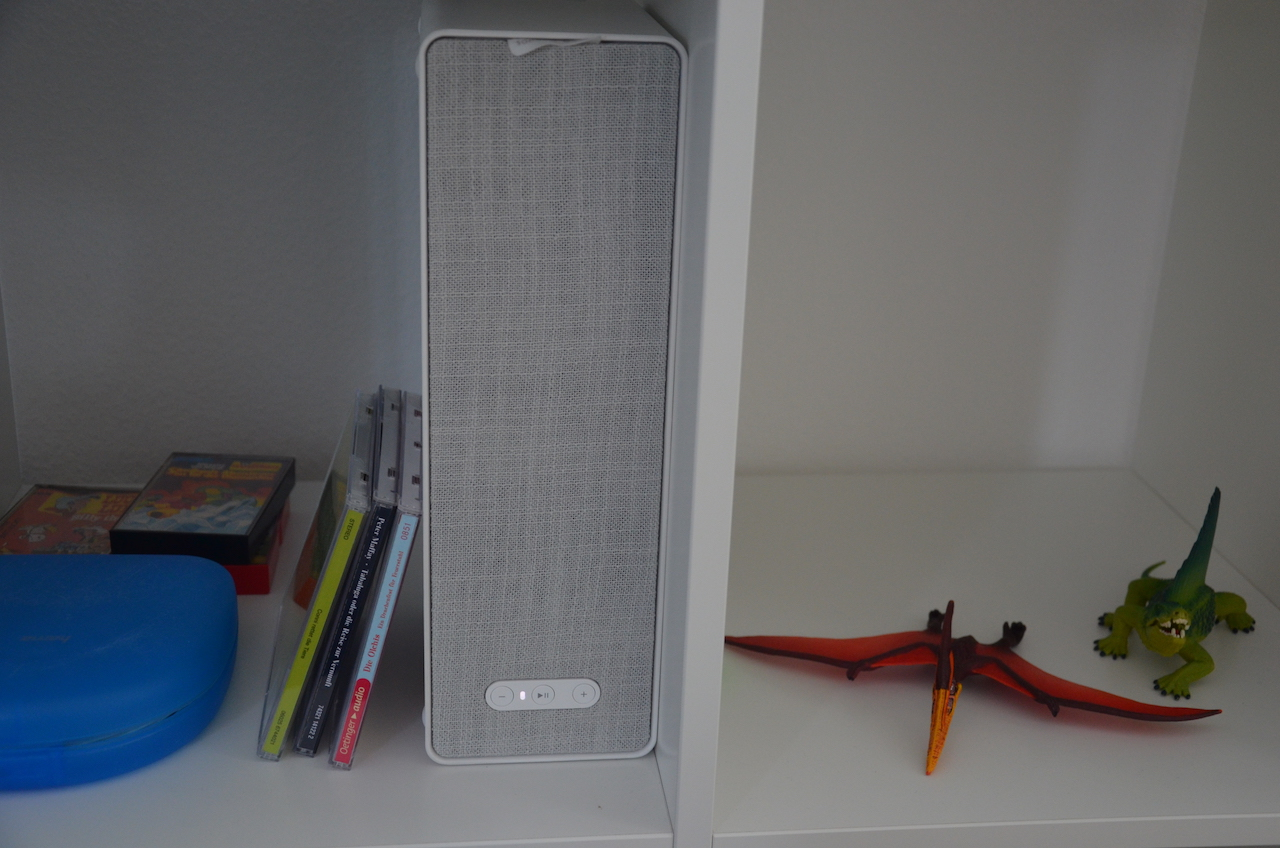 IKEA Symfonisk: AirPlay 2 Lautsprecher mit Sonos-Technik im Test › Macerkopf