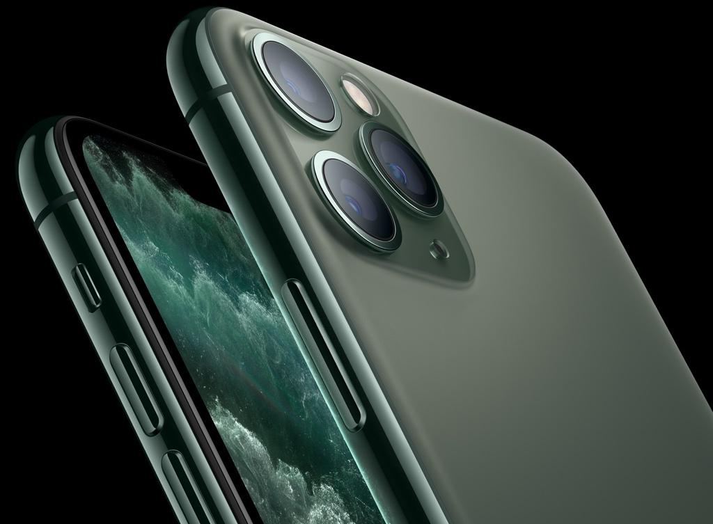 DisplayMate: Das iPhone 11 Pro Max bietet das beste Smartphone-Display › Macerkopf