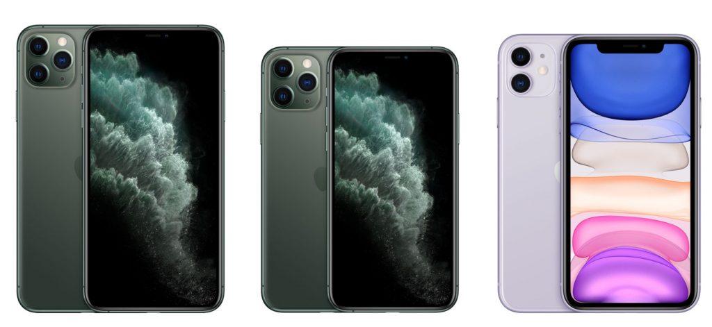 Vergleich Iphone 11 Und Iphone 11 Pro