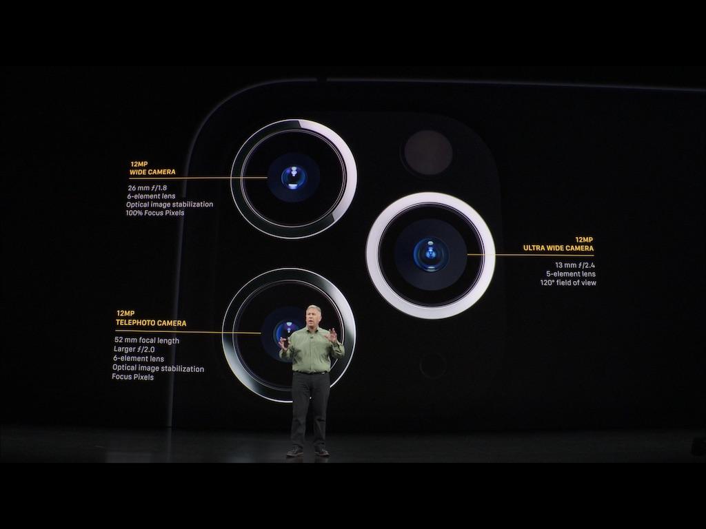 Ios 13 Multiple Videoaufnahmen Mit Iphone 11 Pro Xs Max