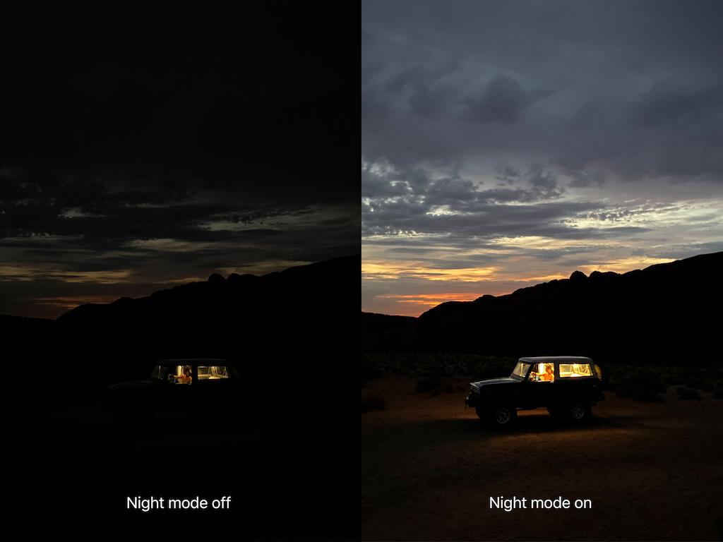iPhone 11 Pro Nachtmodus lässt Android-Geräte amateurhaft aussehen › Macerkopf